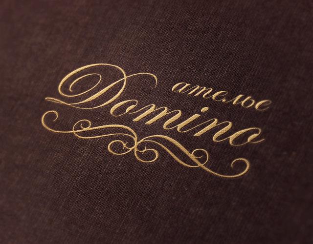 логотип для ателье