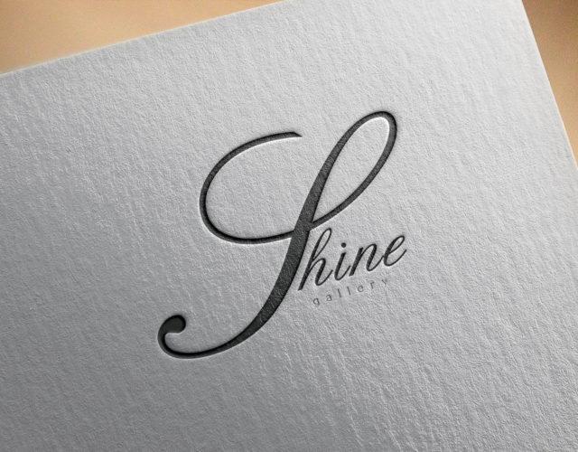 Логотип для ювелирной компании SHINE