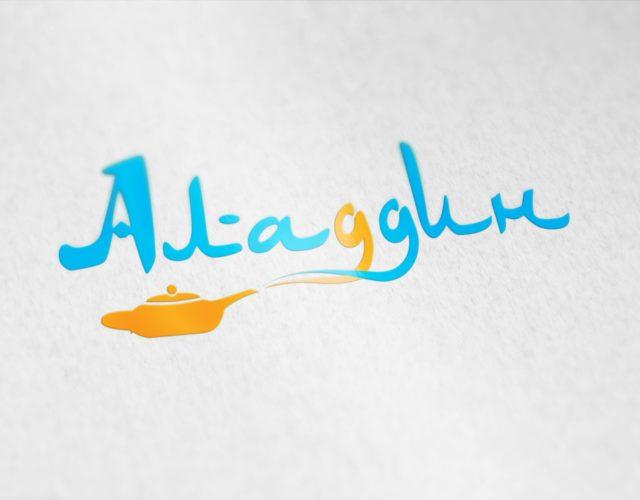 Логотип для службы доставки еды и ресторана