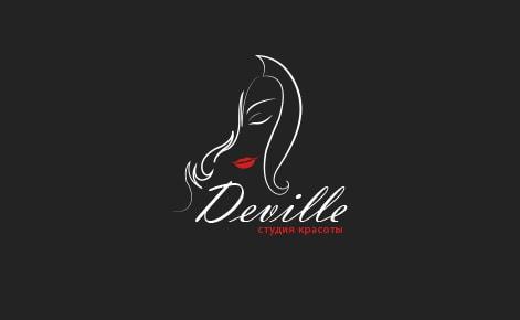 создать логотип студии красоты