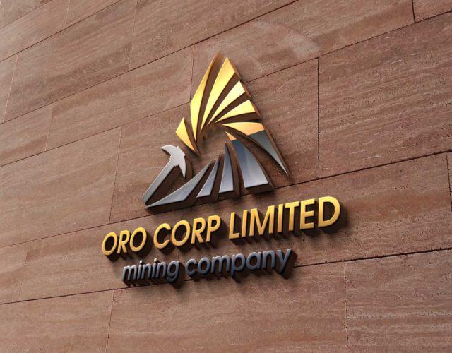 логотип горнодобывающей компании