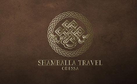 Создать логотип туристической компании