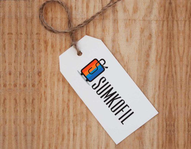 логотип для магазинасумок