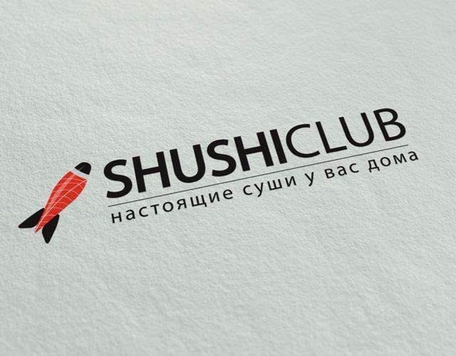 Логотип службы доставки суши