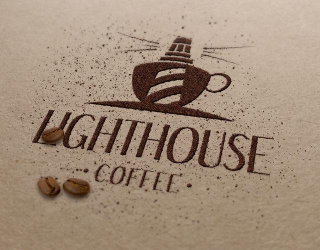 Логотип и меню для кофейни