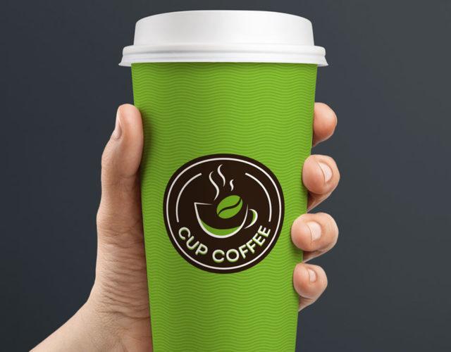Заказать логотип для кофейни