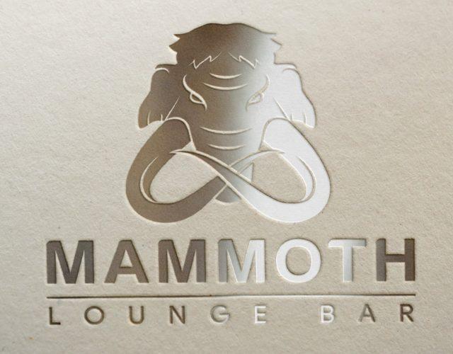 логотип для лаунж бара