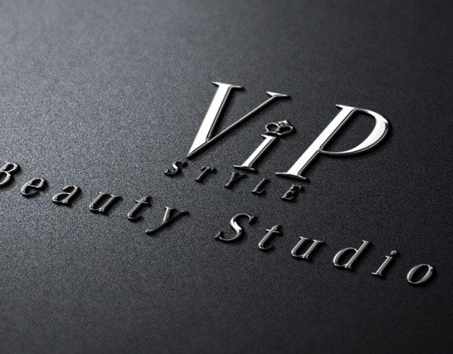 разработка логотипа для студии красоты
