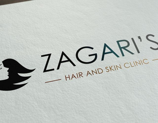 Логотип для клиники волос и кожи